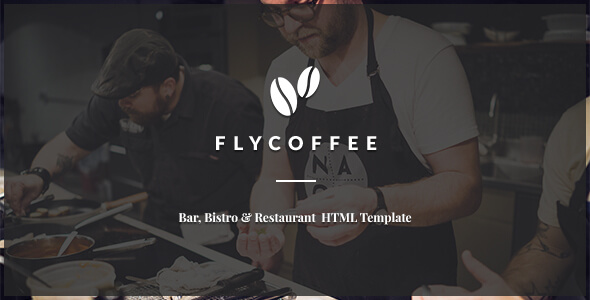 flycoffee-free-restaurant-html-template