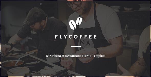flycoffee-free-restaurant-html-template
